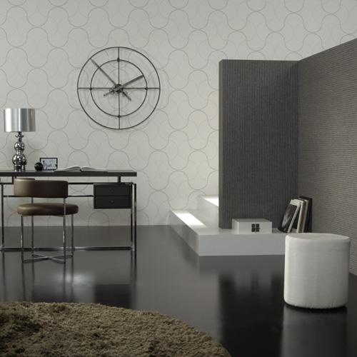 استفاده از کاغذ دیواری در طراحی داخلی