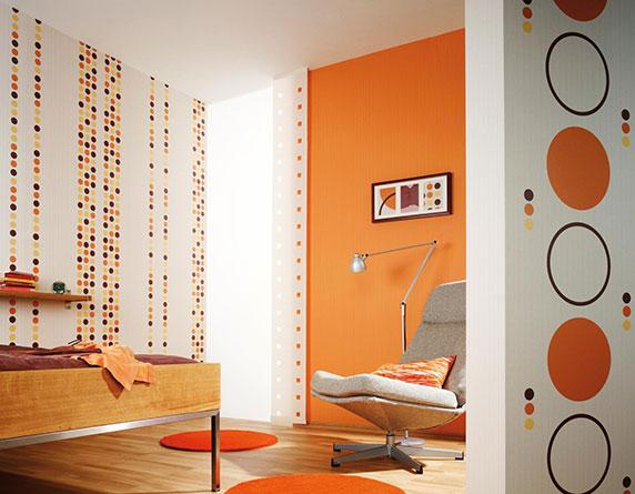راهنمای جامع کاغذ دیواری، انواع،انتخاب،نصب