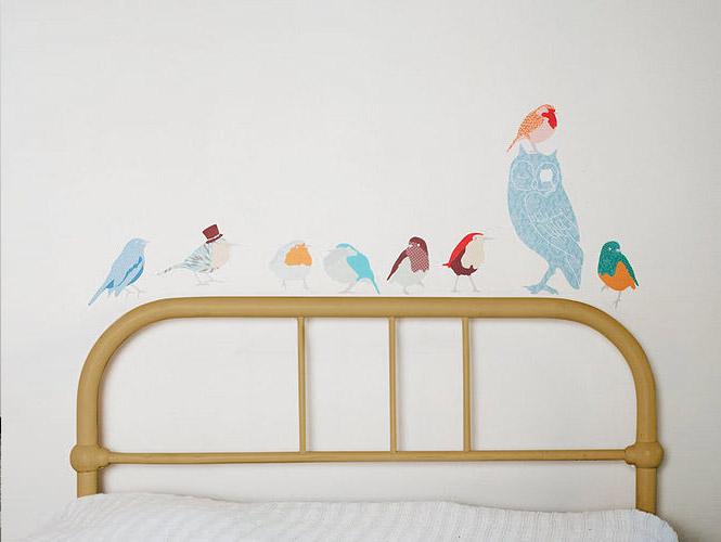 ۱۰ نمونه طراحی کاغذ دیواری زیبا