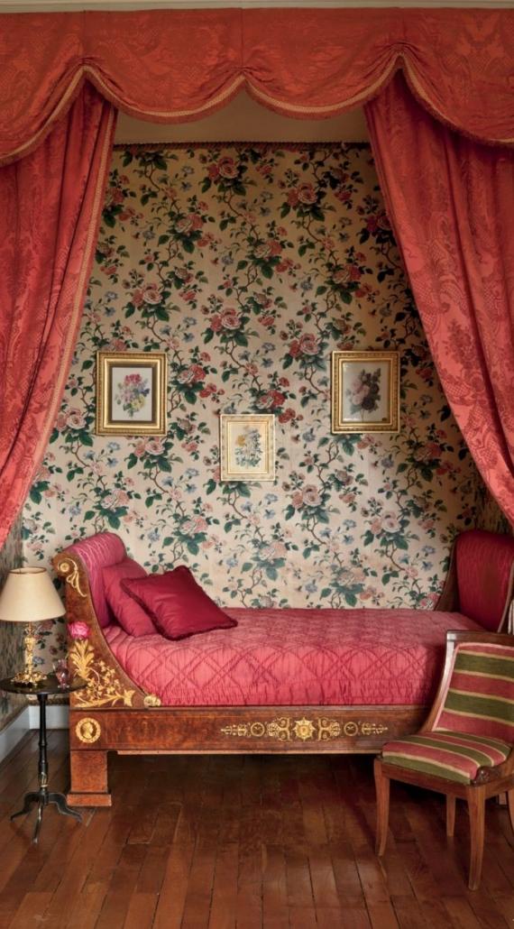 کاغذ دیواری : نقش اول طراحی دیوار در دکوراسیون منزل